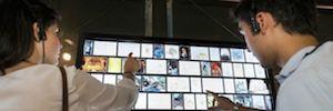 Tecnología AV interactiva y virtual para un recorrido inmersivo por la figura y obra de Gaudí