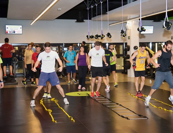 Tecco aracast BeOne Fitness Club