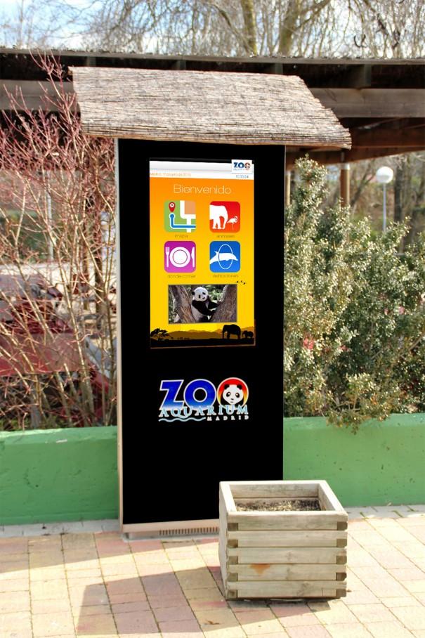 Tecco en Zoo Acuarium Madrid