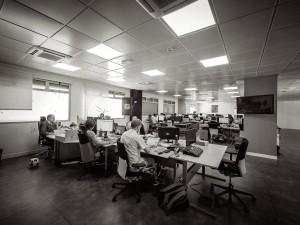 Tecnilogica oficinas Foto Nacho Gil