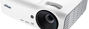 Vivitek DH558: proyector portátil Full HD de 3.000 lúmenes para presentaciones