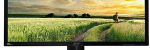 Monitores Acer BXO y CB1: experiencia visual inmersiva en 4K
