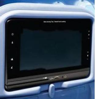 Akka Espana tablet avion