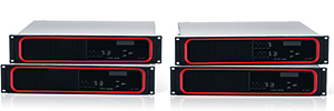 Biamp presents its first amplifiers for audio systems network
