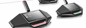 Bosch Dicentis: sistema de conferencias WiFi para salas polivalentes