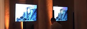 Elenco apuesta por los eventos en 4K con las pantallas de gran formato de NEC