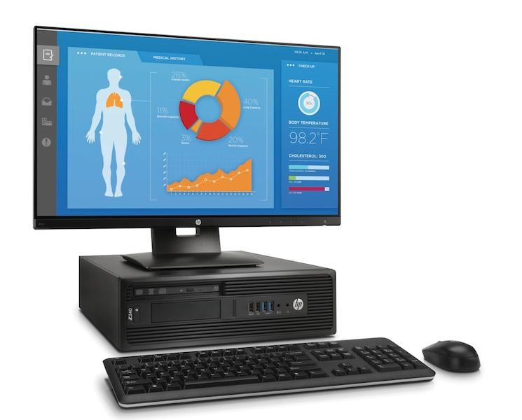 HP actualiza su gama de workstations con los modelos Z240 y Z240 SFF