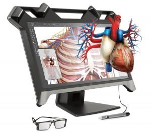 HP Zvr Virtual Reality