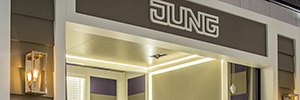 Jung confirmed his bet by the KNX solutions for the hospitality industry