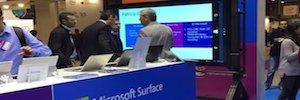 Microsoft Surface Hub centra la atención en SIMO Educación 2015 en su presentación en España