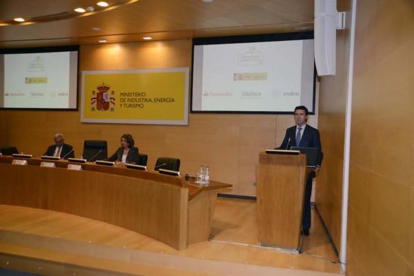 Ministerio Industria JM Soria Informe Industria Conectada