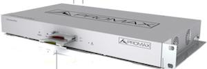 Promax CompactMax: transmodulador para conversión de TV satélite a terrestre