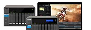QNAP TVS-871T: NAS Thunderbolt 2 para flujos de trabajo en vídeo 4K