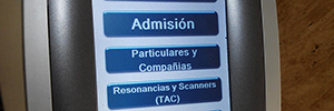 Hospital Virgen del Alcázar streamlines the admission and management of patients with Qmatic