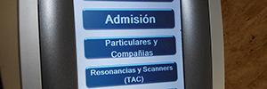 El Hospital Virgen del Alcázar agiliza la admisión y gestión de pacientes con Qmatic