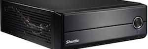 Shuttle XH170V ofrece tres conexiones de monitor compatibles con 4K
