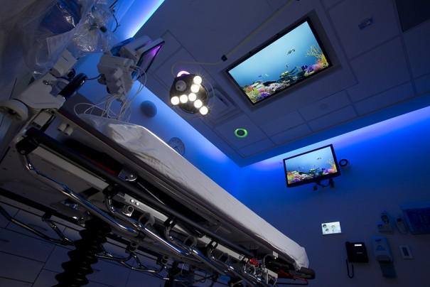 Spinetix en Vidant Medical Center