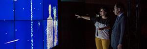 Una experiencia interactiva ayuda a entender la física en el Muncyt de Alcobendas