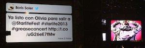 Yarr TV muestra las ventajas de integrar las redes sociales en pantallas de digital signage
