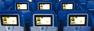 Akka España logra la certificación para instalar una tablet con WiFi en el Airbus A320