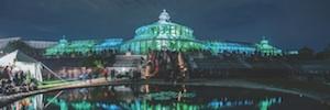 AF Lighting envuelve en un espectáculo de luz la Noche de la Cultura de Copenhague 2015