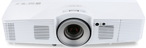 Acer V7500: Full HD projector with ColorPurity technologies and DynamicBlack
