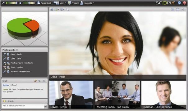 Avaya videoconferencia cloud