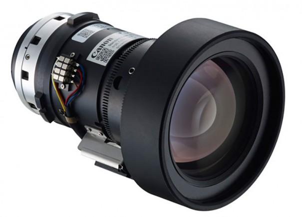 Canon LX-MU700 lente