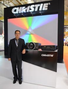 Christie Incomm Colombia 2015: Jorge Garcia, gerente Ventas de Christie America Latina