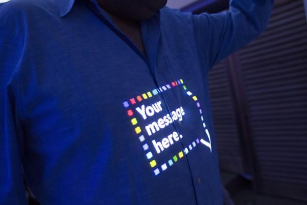 Christie y Microsoft Light Marketing