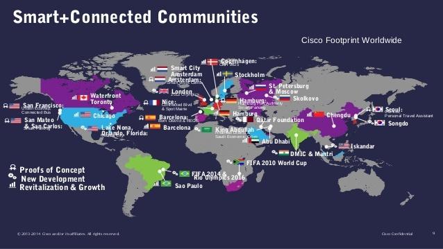 Soluciones smartconnected comunities de cisco para la cisco smart connected cities gumiabroncs Images
