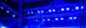 Elation Platinum FLX ilumina la primera edición del festival de música Kaaboo Del Mar