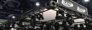 Elation Professional desplegó 85.000 vatios con sus sistemas de iluminación en LDI Las Vegas 2015