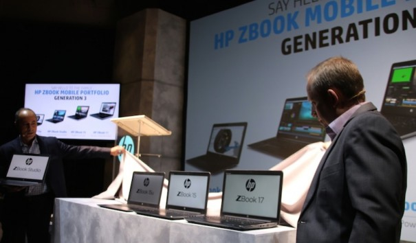 HP workstation Nueva York2015