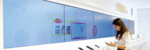 Sicher Internationale optimiert Ihre Digital Signage Infrastruktur mit Matrox C680