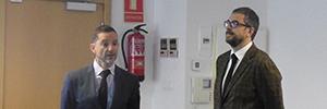 Caverin acompaña a NEC Display en sus jornadas tecnológicas y se presenta al canal como mayorista