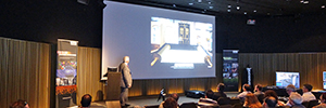 Panasonic muestra cuál es el futuro de la tecnología visual en el entorno museístico