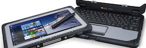 Panasonic Toughbook CF-20 garantiza rendimiento y fiabilidad en entornos difíciles