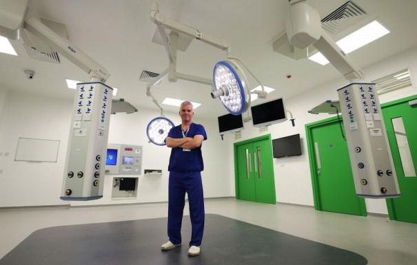Photo James Maloney Sony Alder Hey Hospital