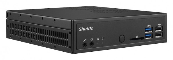 Shuttle DH170