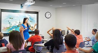 ViewSonic educacion