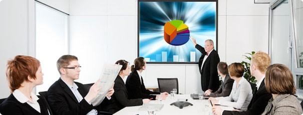 ViewSonic proyector empresa