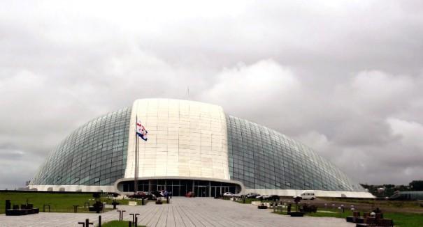 Vitelsa Parlamento de Georgia