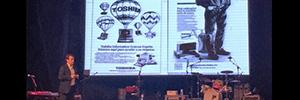 'Regreso al futuro' en la celebración del 30 aniversario del primer portátil comercial de Toshiba