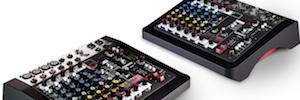 Allen & Heath: nuevos mezcladores analógicos y ultra compactos para su serie ZED