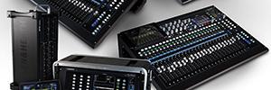 Mezcladores Allen&Heath Qu Chrome: altas prestaciones para mezcla digital de audio