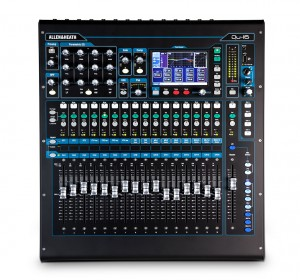 Allen&Heath Qu16 Chrome
