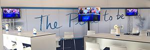 Eikonos colabora en el montaje audiovisual para la presentación de Movistar+