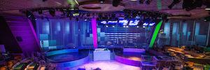 Elation aporta iluminación y pantallas Led a los cruceros de lujo de Royal Caribbean