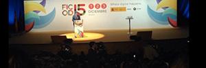 FICOD 2015 abre sus puertas para reunir a los protagonistas de la economía digital
